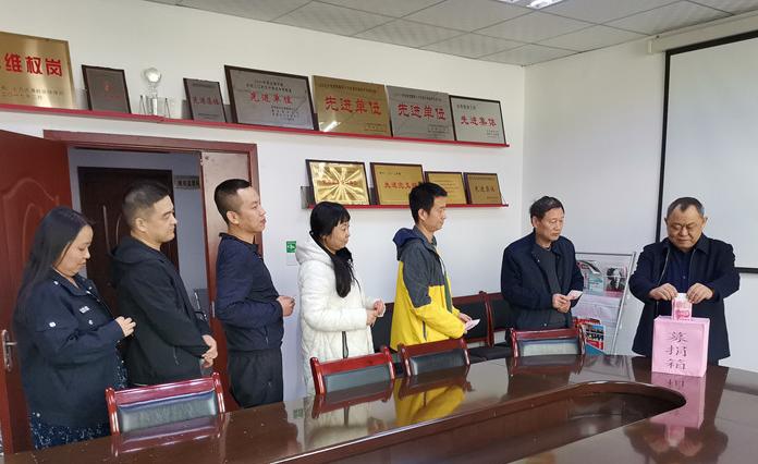咸阳市劳动保障监察支队:不忘初心战疫情 勠力同心共克难