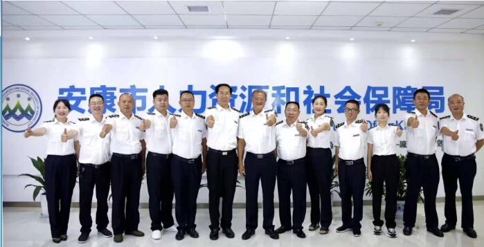 陕西获全国人社窗口单位业务技能练兵比武团体二等奖