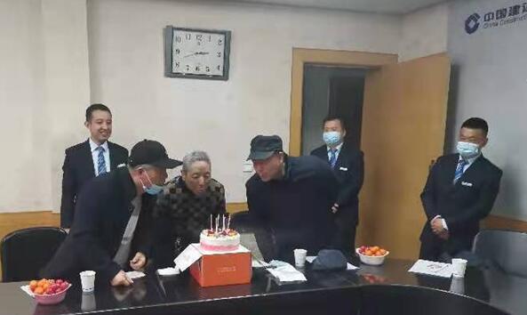 凤翔区机保中心:学习党史践初心  服务群众增感情