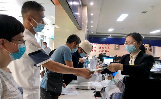 合阳县医保中心以查促提升 全力打造优质文明服务窗口